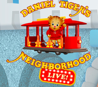 Daniel Tiger's Neighborhood - Live!