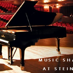 Music Sharing at Steinway- Christmas Edition!