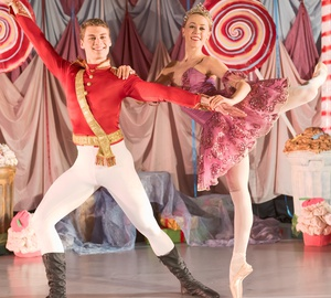 Nutcracker ~ Sweet! --the PreSchool Holiday event of the year