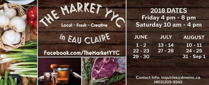The Market YYC in Eau Claire