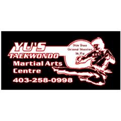 Yu's Taekwondo Martial Arts Centre