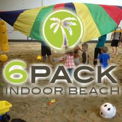 6Pack Indoor Beach Centre
