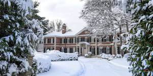Christmas in Tennessee with the Lees: Tennessee Residence Holiday Tours