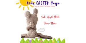 Kids Easter Yoga
