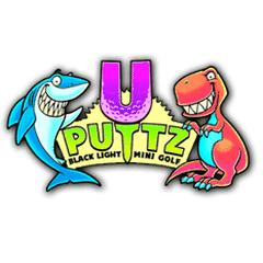 U-Puttz Black Light Mini Golf