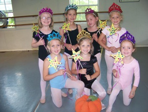 Sugar Plum Fairy & Friends
