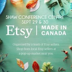 Etsy Made in Canada - Edmonton Market