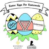 Easter Eggs for Easterseals at UT Austin