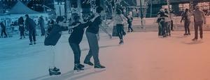 Xfinity Free Skate - Grinch Day