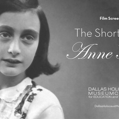 Film Screening and Discussion: The Short Life of Anne Frank