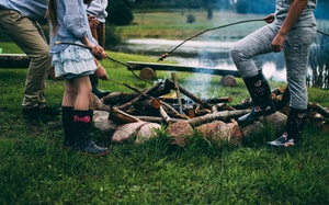 Tips & Packing List for Your Family Camping Trip