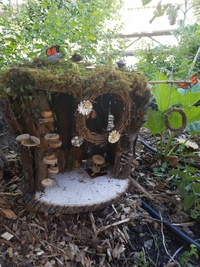 Woodland Fairy Home Building Workshop