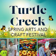 Turtle Creek Spring Arts and Craft Festival 2020