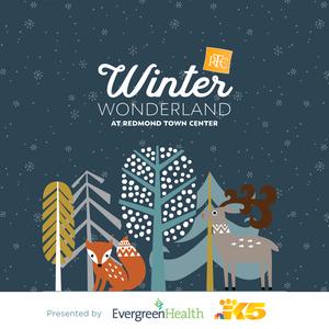 Winter Wonderland at Redmond Town Center