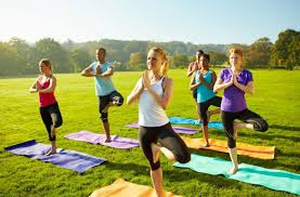 FREE! YOGA IN THE PARK