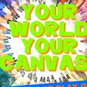 Your World Your Canvas Art Project