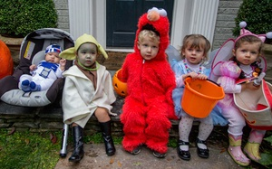 Don't Overlook These 5 Safety Tips This Halloween!