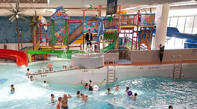 Southland Leisure Centre Ed Whalen Arena