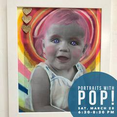 Portraits with Pop!