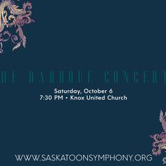 SSO Baroque at Knox - The Baroque Concerto
