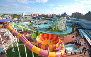 Top Water Parks In Oklahoma City