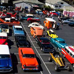 Goombahs' Willow Glen Car Show & Food Drive