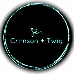 Crimson + Twig 100 % Handmade Christmas Market