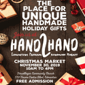 Hand2Hand Christmas Market