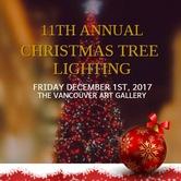 2017 Vancouver Christmas Tree Lighting!