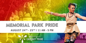 Memorial Park Pride