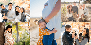 Complimentary Family Photo Session with Shoott along Presidio Coastline!