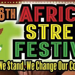 36th Annual African Street Festival