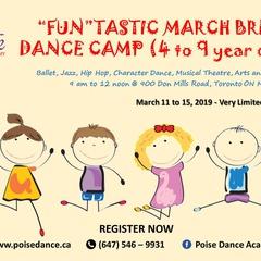 March Break Dance Camp