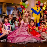 Princess & Superhero Dance Party