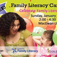 Family Literacy Carnival