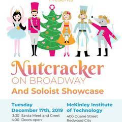 "Broadway Babies & Kids Presents ""Nutcracker on Broadway"""