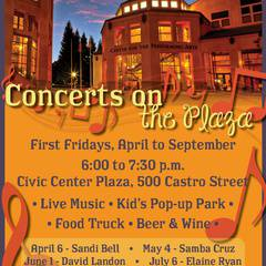 Concert on the Plaza