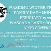 Waskimo on the Ice