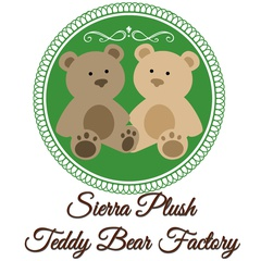Sierra Plush Teddy Bear Factory