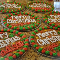 Cookie Cake Decorating Event