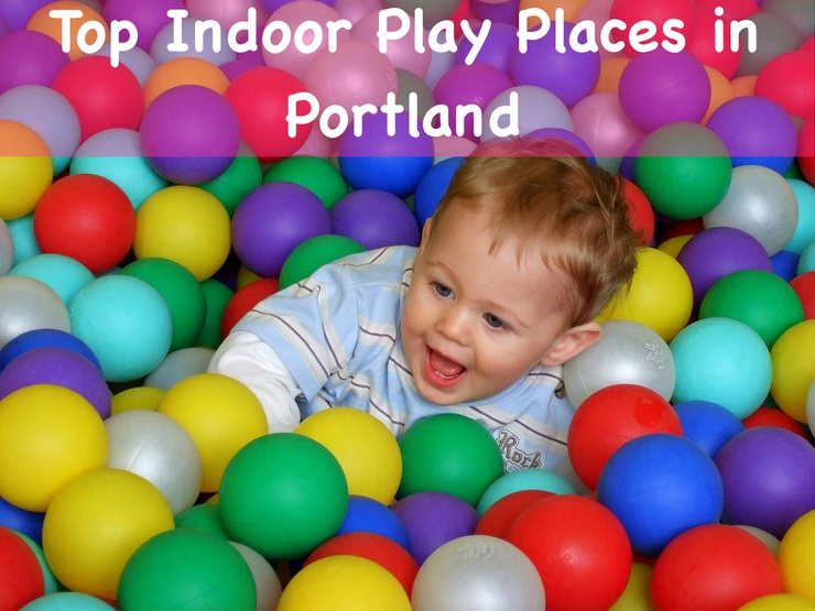 Top Indoor Play Places In Portland Or