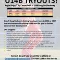 U14B Tryouts