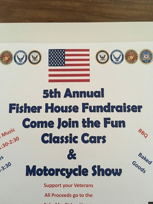 5th Annual Fisher House Fundraiser
