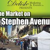 Market on Stephen Avenue