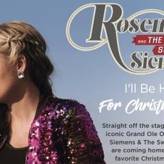 I'll Be Home For Christmas! Rosemary & The Sweet Sound Revival! (Rosenort)