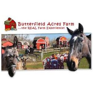 Butterfield Acres Harvest Pumpkin Hunts