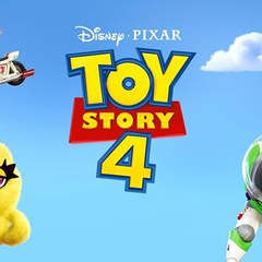 Family Movie Night featuring Toy Story 4