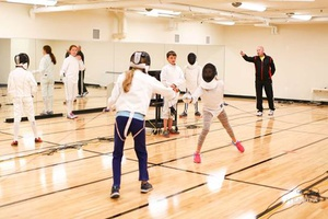 OLYMPIC PENTATHLON CAMP // 8-14 years