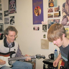 Guitar Lessons with Mike Hutchens