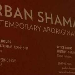 Urban Shaman Contemporary Aboriginal Art
